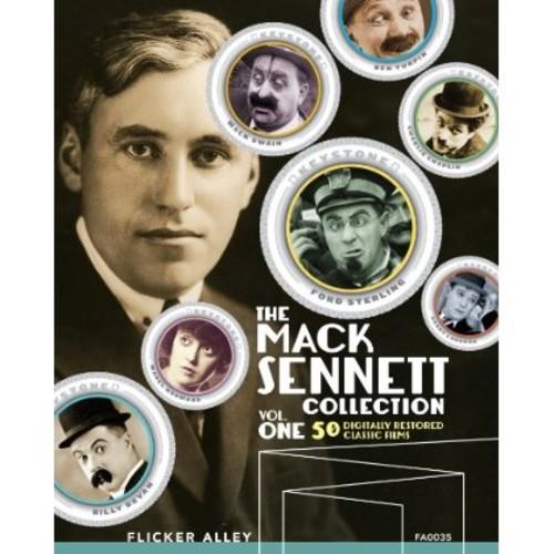 The Mack Sennett Collection Vol. 1 (Blu-ray Disc)