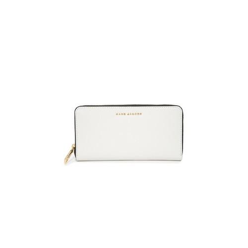 MARC JACOBS Bicolor Continental Wallet