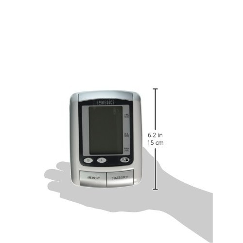 HoMedics BPA-060 Digital Automatic Blood Pressure Monitor: Health & Personal Care [Digital Automatic]