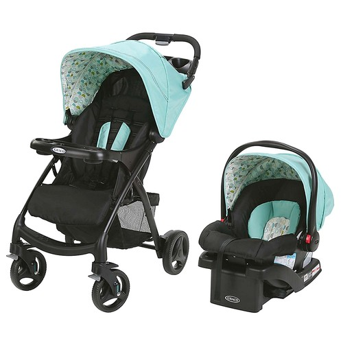 Graco Verb Click Connect Travel System Stroller