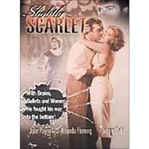 Slightly Scarlet: Various: Movies & TV