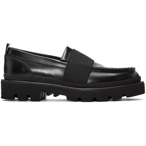 Black MS Gore Loafers