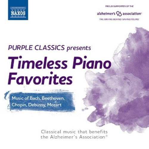 Timeless Piano Favorites (CD)