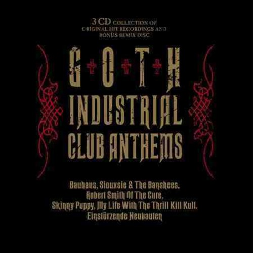 Various - Goth Industrial Club Anthems