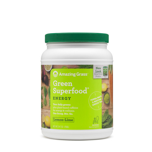 Amazing Grass Green Superfood Energy - Lemon Lime