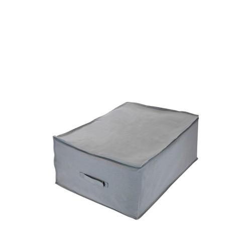 Jumbo Foldable Storage Organizer Bag - Grey