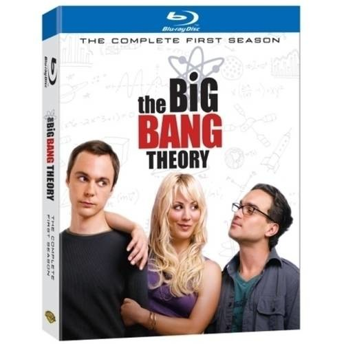 Big Bang Theory: The Complete First Season [2 Discs] [Blu-ray] (Blu-ray Disc)