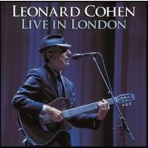 Live In London (Leonard Cohen)