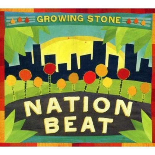Growing Stone [CD]