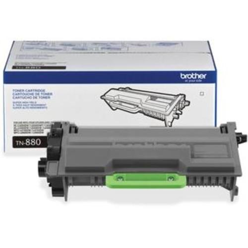 Brother BRTTN880 Super High Yield Toner Cartridge - Brother Printer, Black
