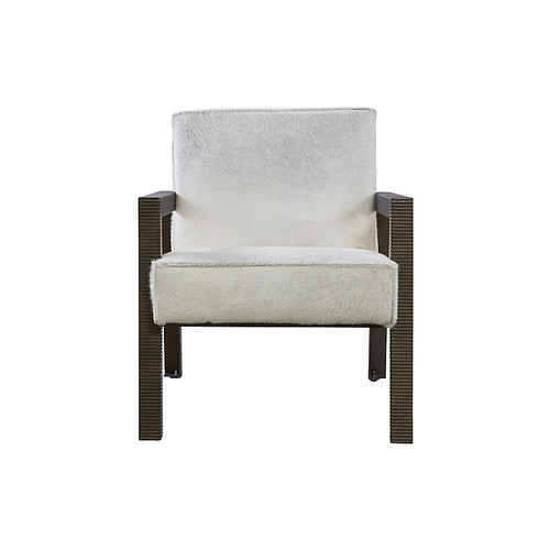 Garrett Accent Chair, Gray