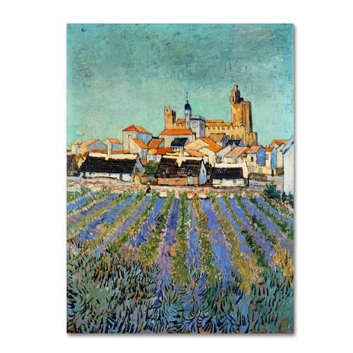 Trademark Fine Art 'Saintes Maries de la Mer' 24