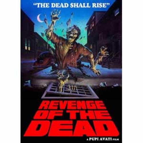 Revenge Of The Dead (DVD)