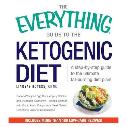 The Everything Guide to the Ketogenic Diet ( The Everything) (Paperback)