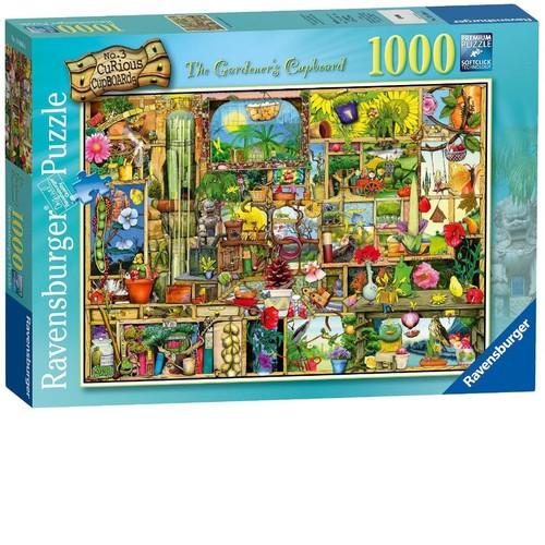 Ravensburger Jigsaw Puzzle 1000-Piece - Gardeners Cupboard