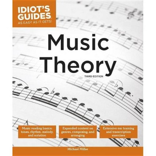 Idiot's Guides Music Theory