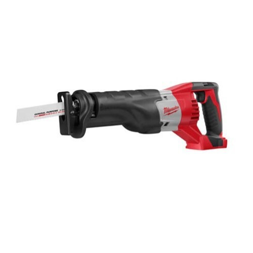Bare-Tool Milwaukee 2620-20 M18 18-Volt Sawzall Cordless Reciprocating Saw