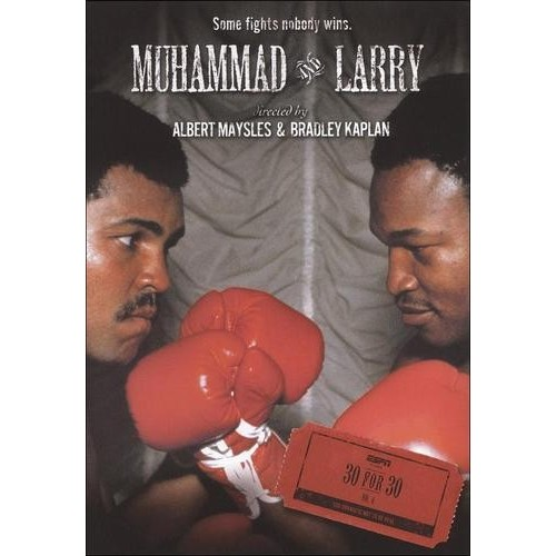 ESPN Films 30 for 30: Muhammad and Larry [DVD] [1980]