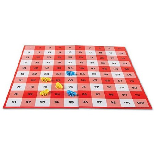 Learning Resources 100 Ant Picnic Math Activity Set