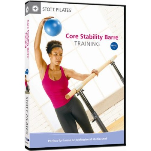 STOTT PILATES Core Stability Barre Training Level 1 DVD