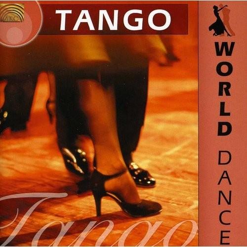 World Dance: Tango Argentino [CD]
