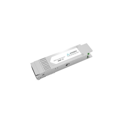 Axiom PANQSFP40SR4-AX Qsfp+ Transceiver Module (Equivalent To: Palo Alto Networks Pan-Qsfp-40Gbase-Sr4) - 40 Gigabit Ethernet - 40Gbase-Sr4 - Mpo Multi-Mode - Up To 492 Ft - 850 Nm