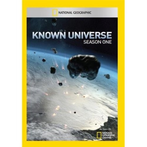 Known Universe Season 1 DVD-5