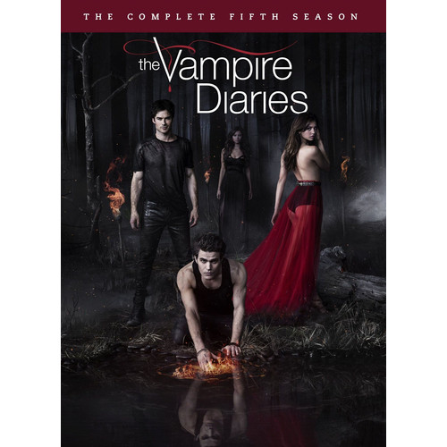 The Vampire Diaries: The Complete Fifth Season [5 Discs] [DVD]