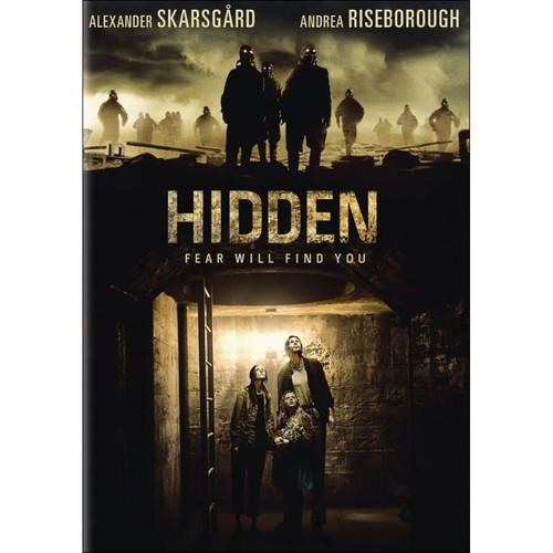 Hidden [DVD] [2015]