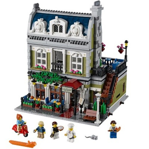 LEGO Creator Expert Parisian Restaurant 10243