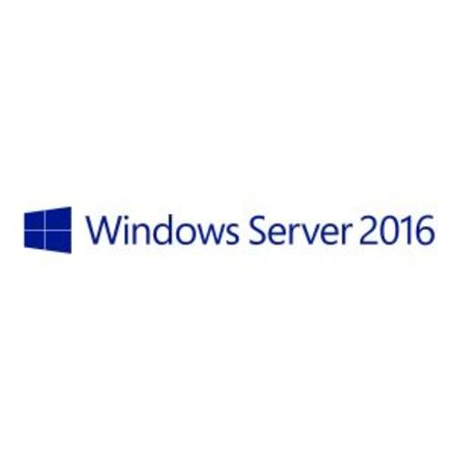 Microsoft Windows Server 2016 Standard - License - 24 cores - OEM - DVD - 64-bit - English