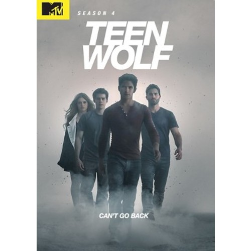 Teen Wolf: Season 4 [3 Discs] [DVD]