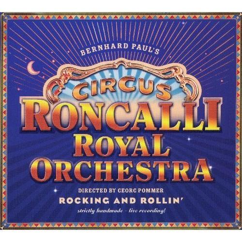 Circus Roncalli Royal Orchestra [CD]