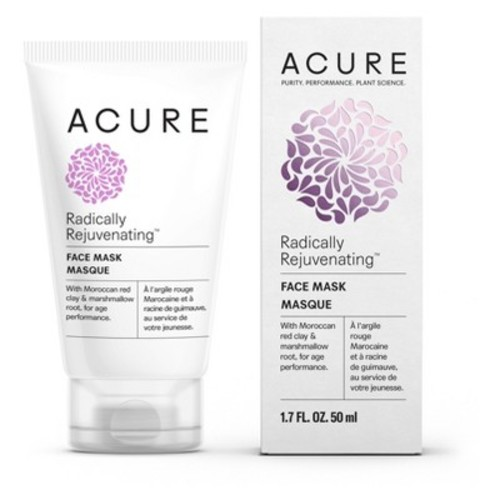 Acure Pore Minimizing Red Clay Mask 1.75 oz