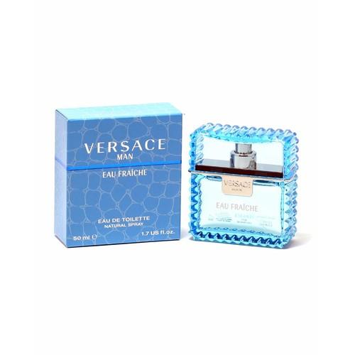 Versace Man Eau Fraiche Eau de Toilette Spray, 1.7 oz./ 50 mL