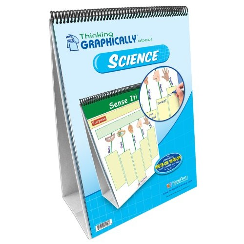 Path Learning 10 Piece Thinking Graphically About Science Curriculum Mastery Flip Chart Set, Grade 1-7