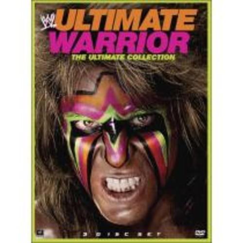 WWE: Ultimate Warrior [3 Discs] [DVD] [2014]