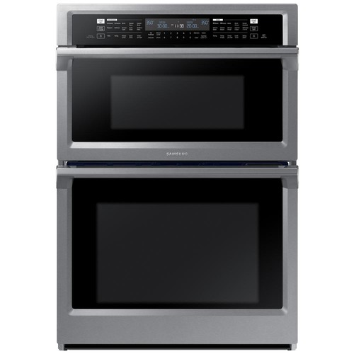 Samsung 30 Combination Microwave Wall Oven - Stainless Steel