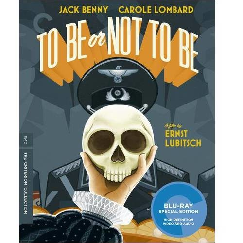 To Be or Not to Be [Criterion Collection] [Blu-ray]