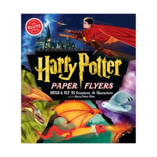 Klutz Harry Potter Paper Flyers