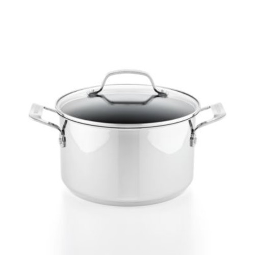 Circulon Genesis Stainless Steel Nonstick 5 Qt. Covered Dutch Oven