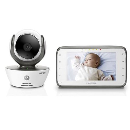 Motorola Dual Mode Baby Monitor with 4.3