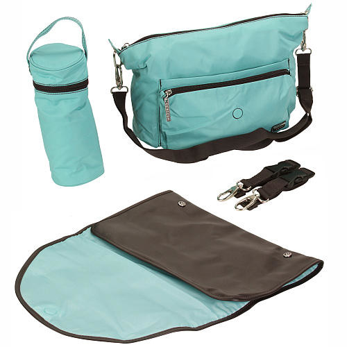 Kalencom Sidekick Diaper Bag - Aquarelle