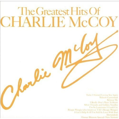 Charlie McCoy - Greatest Hits Monument