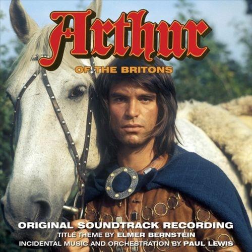 Arthur Of The Britons [CD]