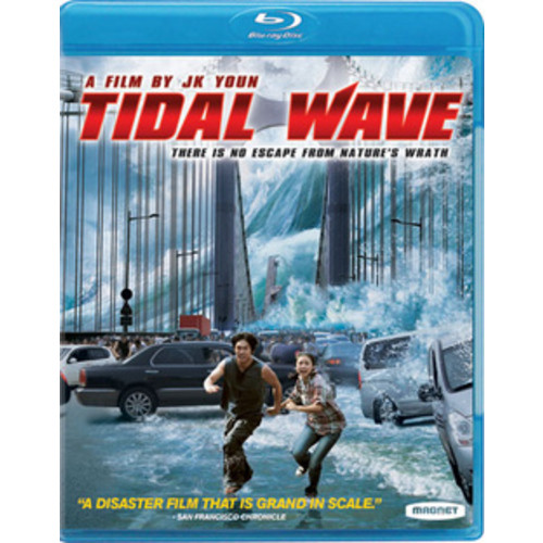 MAGNOLIA HOME ENTERTAINMENT Tidal Wave (Blu-ray)