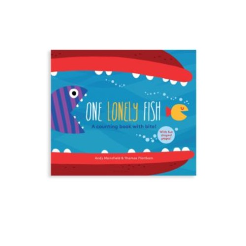 One Lonely Fish Book