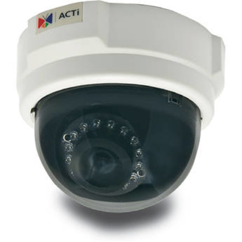 E58 2MP Day/Night 1080p IR Indoor IP Dome Camera with 3.6mm Fixed Lens