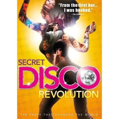 Secret Disco Revolution [DVD] [2012]