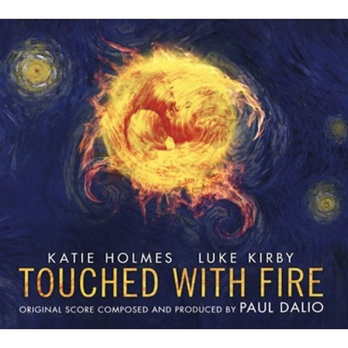 Touched With Fire [Original Soundtrack] [CD]
